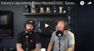 Danny's Upcoming Piano Recital | GSC. Episode 23