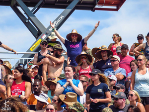2018 CrossFit Games Experience