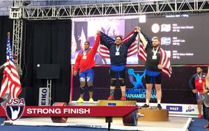 Team USA brings home 43 Pan American Medals