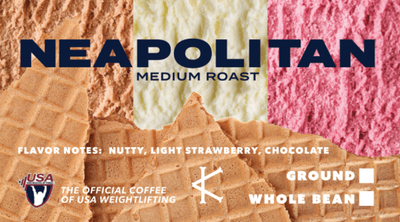 March Coffee of the Month: Neapolitan