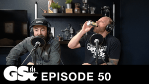 Pour overs, Cocktail Coffee and Sparkling Water | GSC. Episode 50