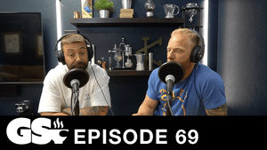 Scabs, 69, CrossFit in Mexico | GSC. Episode 69