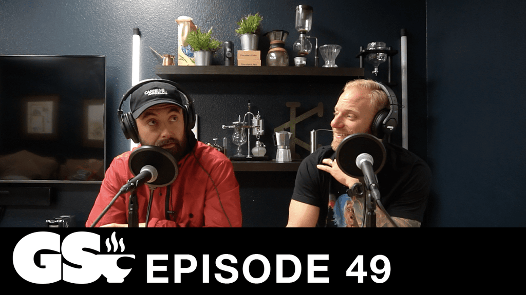 Weightlifting Technique, Coffee Brewing, and Driving at 90 | GSC. Episode 49