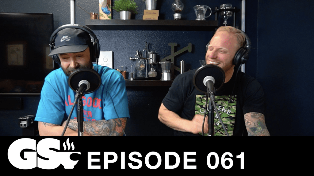 Aliens, Accidental Ketosis, Ice Cream Breakfasts | GSC. Episode 61