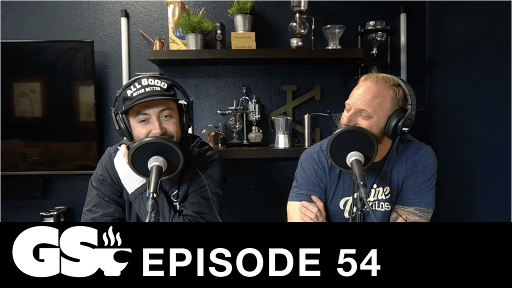50 Rep Back Squats, Fractured Hands, and Tasting Blood | GSC. Episode 54