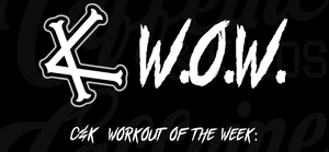Workout of the Week
