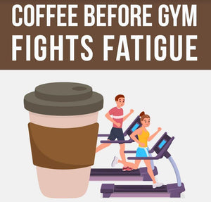 A Cup of Coffee Before Workout Helps You