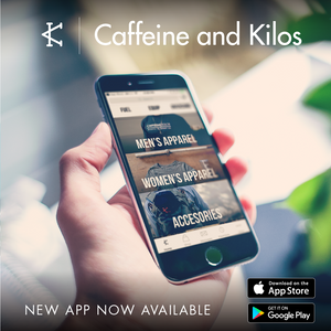 Caffeine and Kilos Phone App