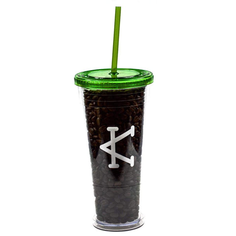 Caffeine and Kilos Inc Accessories ICED GAINZ TUMBLER