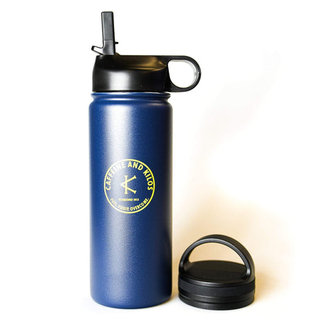 Caffeine and Kilos Inc Accessories INSULATED BOTTLE