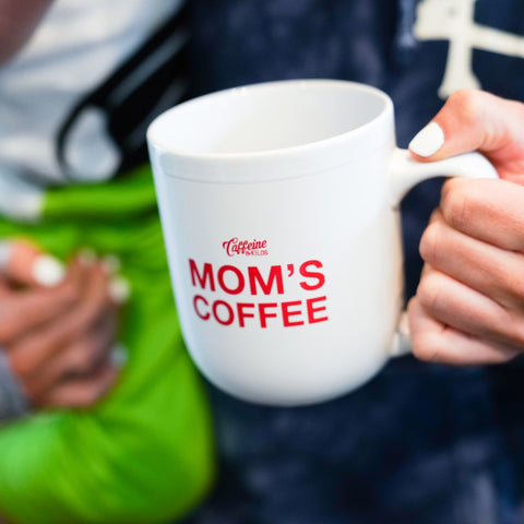 Caffeine and Kilos Inc Accessories Mom's Coffee Mug