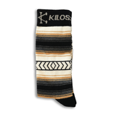 Caffeine and Kilos Inc Accessories OSFM / 1 Pair Southwest Sock