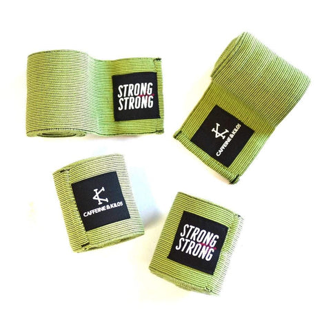 Caffeine and Kilos Inc Accessories Regular CK X STRONG STRONG CALI ROLL WRAPS