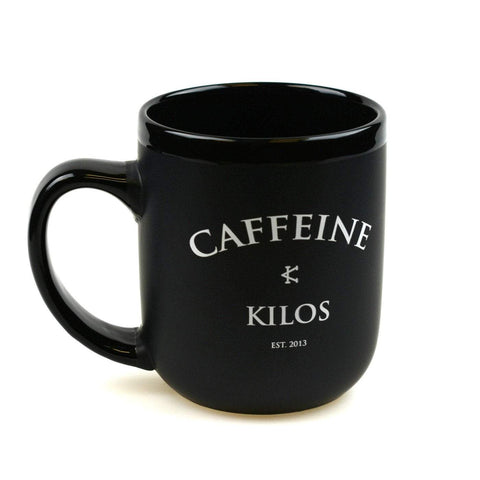Caffeine and Kilos Inc Accessories single EXECUTIVE MUG