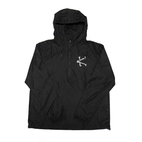 Caffeine and Kilos Inc apparel JOE BONES WINDBREAKER (Black Friday)