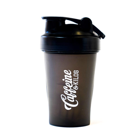 Caffeine and Kilos Inc CK Shaker Cup