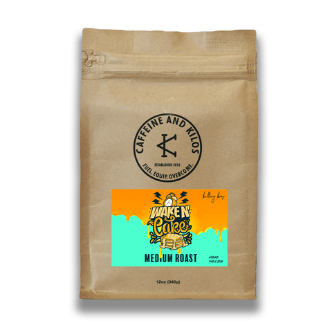 Caffeine and Kilos Inc Consumables Wake N' Cake Blend