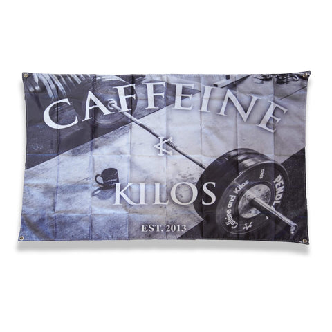 Caffeine and Kilos Inc Dedicated Banner