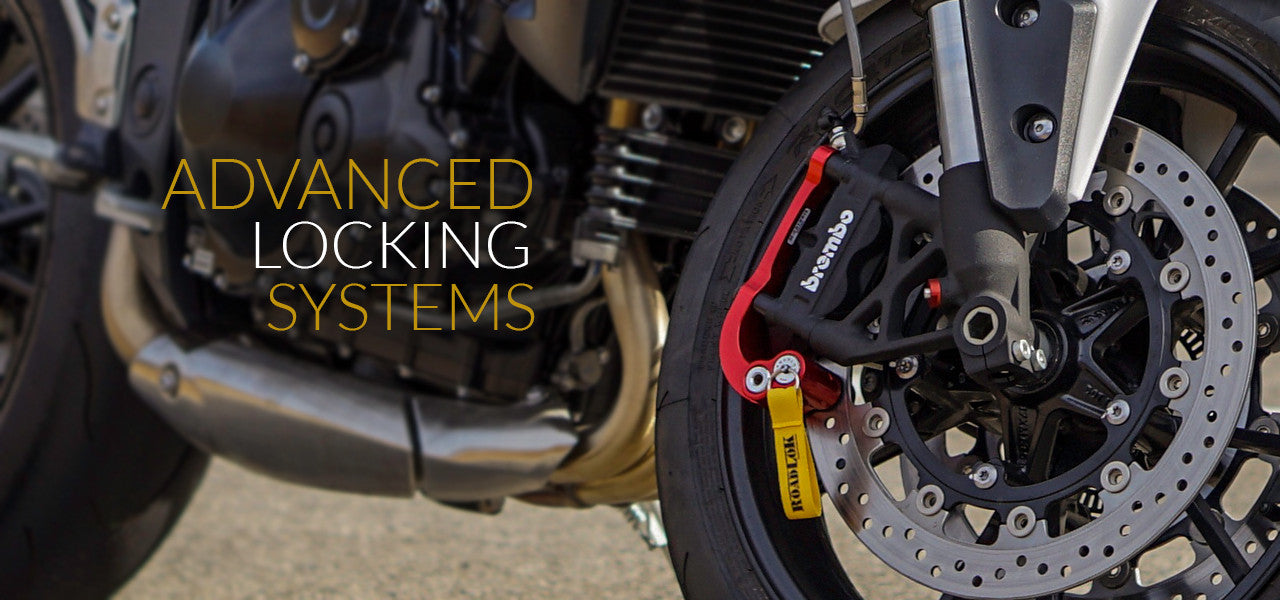 ROADLOK motorcycle locks