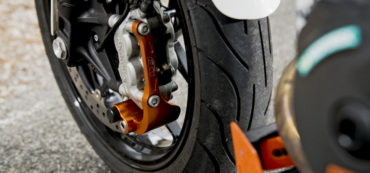 ROADLOK Motorcycle lock for KTM