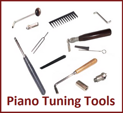 Piano Tuning Tools & Accessories