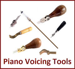 Piano Voicing Tools