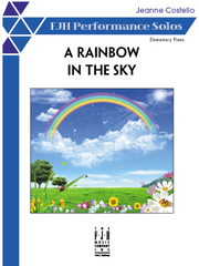 A Rainbow in the Sky by Jeanne Costello