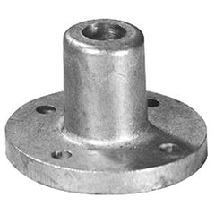 Piano Darnell Caster Socket, Round 2-1/4""