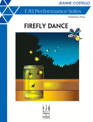 Firefly Dance by Jeanne Costello - Piano Solo