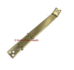 Grand Piano Music Desk Support Hinge Brass