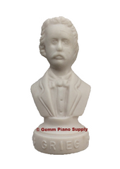 "Authentic Grieg Composer Statuette, 4-1/2"" High"