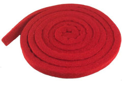 "Piano Hammer Butt Felt, Red (Thick) 7-1/2"" Wide"