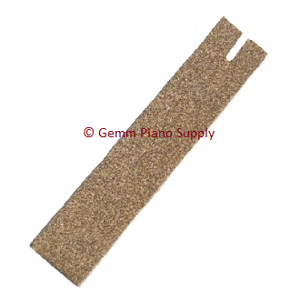 Piano Hammer Sandpaper Strips Replacement