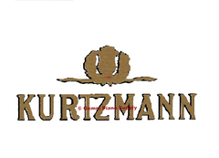 Kurtzmann Piano Fallboard Decal