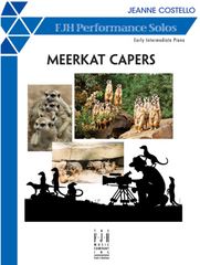 Meerkat Capers by Jeanne Costello