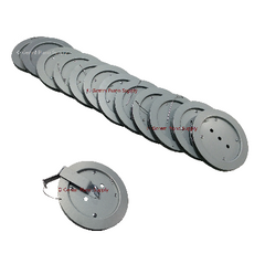 Piano Wire Kit with Brakes