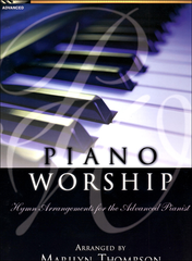 Piano Worship, Arranged by Marilyn Thompson
