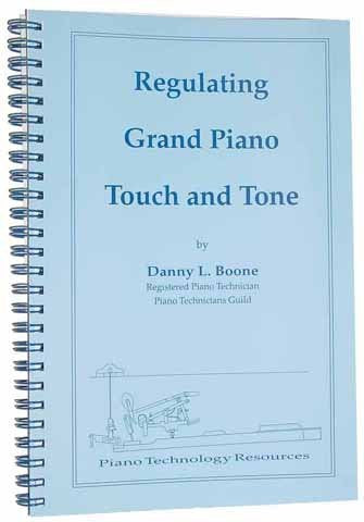 Regulating Grand Piano Touch & Tone by Boone