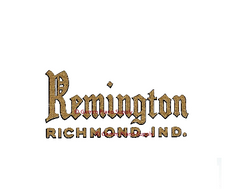 Remington Piano Fallboard Decal
