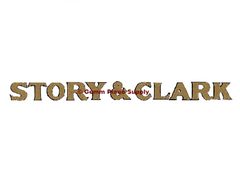 Story & Clark Piano Fallboard Decal