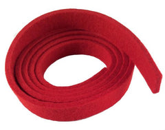 "Piano Tuning Wool Felt Temperament Strip .165"" Standard"