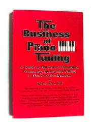 The Business of Piano Tuning, Paperback by Blees