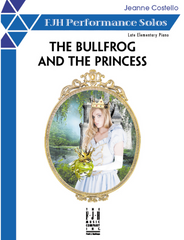 The Bullfrog and the Princess by Jeanne Costello