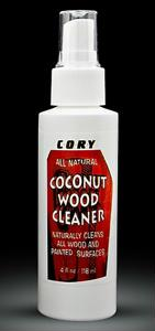 Piano Coconut Wood Cleaner