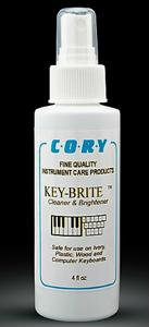 Piano Key Brite Key Cleaner