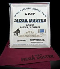Piano Mega Duster/ Polisher Cloth