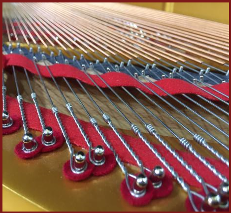 PIANO BASS STRINGS