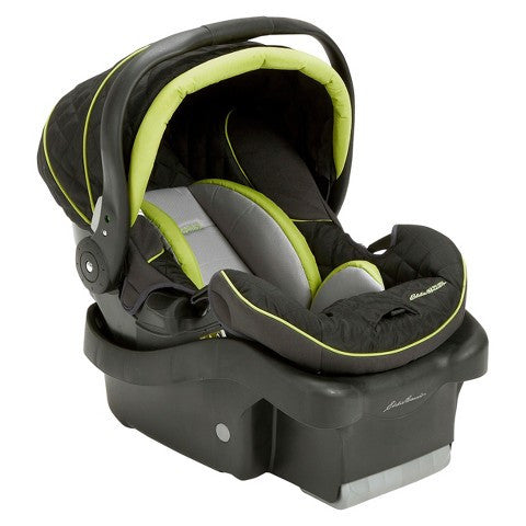 Eddie Bauer Surefit Infant Car Seat, Bolt