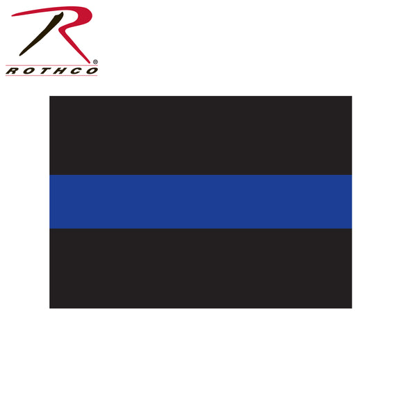 Thin Blue Line Decal - SCI2WAY