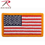 American Flag Patch ( 7 COLORS TO CHOSE FROM ) - SCI2WAY
